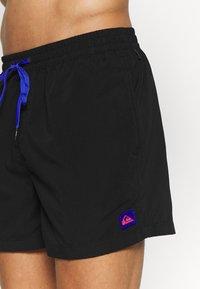 Quiksilver - EVERYDAY VOLLEY - Shorts da mare - black - 4
