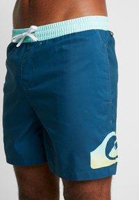 Quiksilver - DREDGE VOLLEY - Shorts da mare - majolica blue - 3