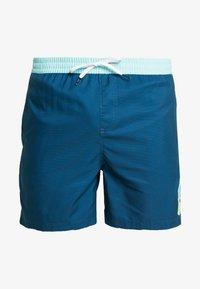 Quiksilver - DREDGE VOLLEY - Shorts da mare - majolica blue - 2