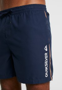 Quiksilver - VOLLEY - Shorts da mare - navy blazer