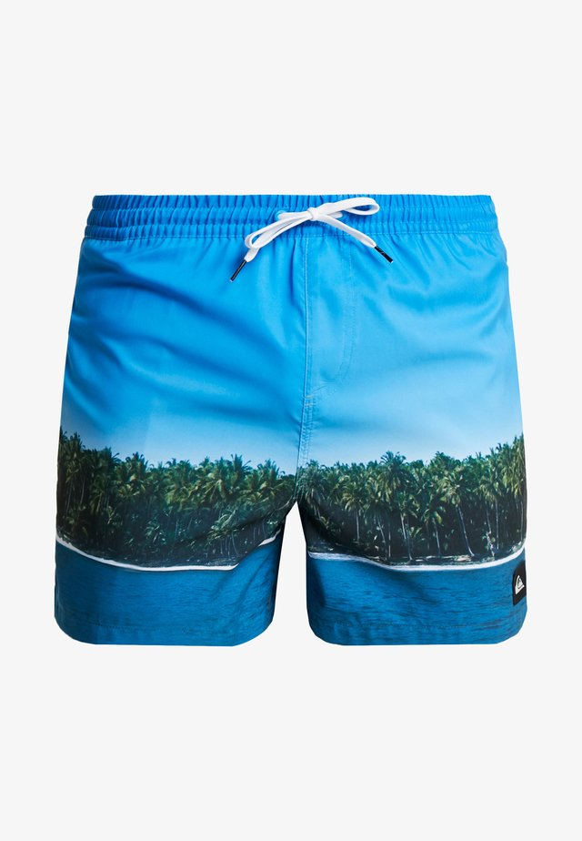 JETLAG DREAMS VOLLEY - Shorts da mare - blue