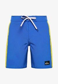 Quiksilver - HIGHLINE ARCH  - Pantaloncini sportivi - dazzling blue - 2