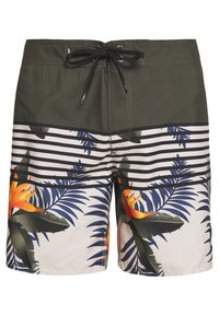 Quiksilver - EVERYDAY LIGHTNING - Shorts da mare - kalamata - 0