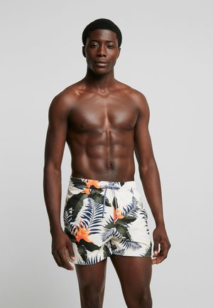 POOLSIDER VOLLEY - Swimming shorts - antique white