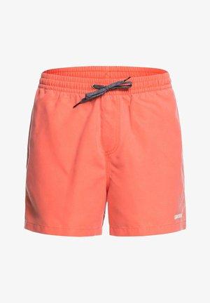 SURFWASH  - Short de bain - fiery coral