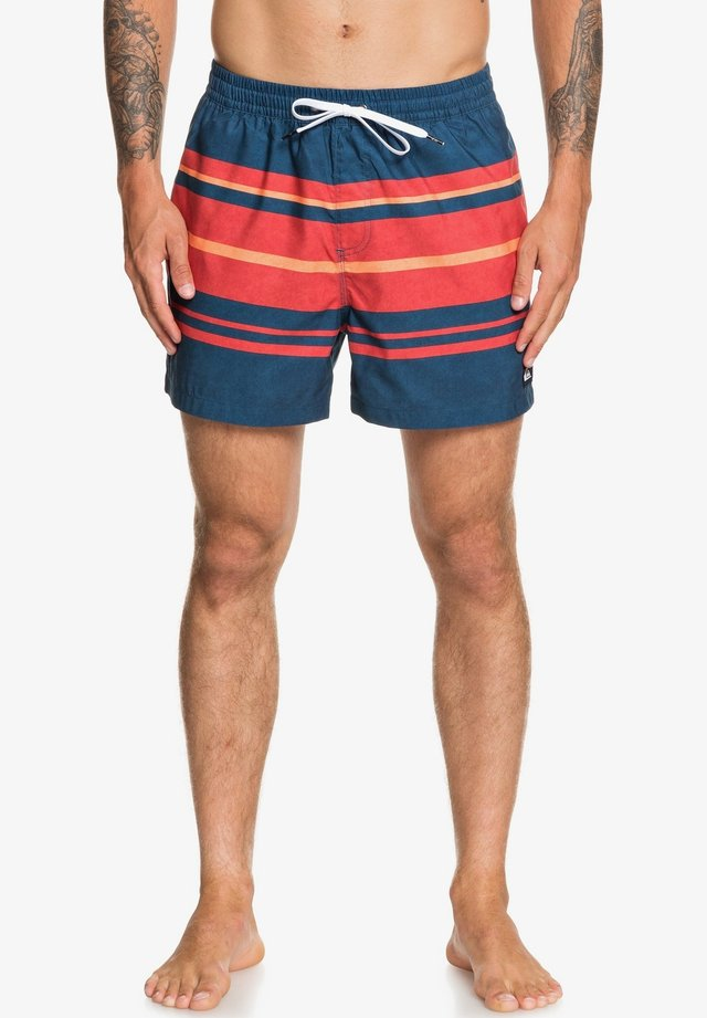 SUNSET - Swimming shorts - majolica blue