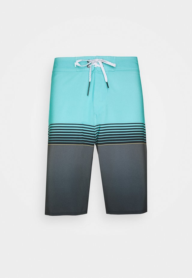 HIGHLINE SLAB - Shorts da mare - pacific blue