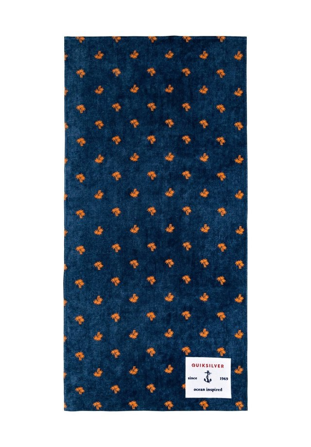 QUIKSILVER™ SPORTSLINE - STRANDTUCH EQYAA03934 - Serviette de plage - majolica blue