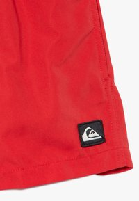 Quiksilver - EVERYDAY VOLLEY YOUTH - Plavky - fiery coral - 2