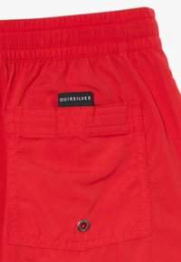 Quiksilver - EVERYDAY VOLLEY YOUTH - Plavky - fiery coral - 4