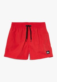 Quiksilver - EVERYDAY VOLLEY YOUTH - Plavky - fiery coral - 0