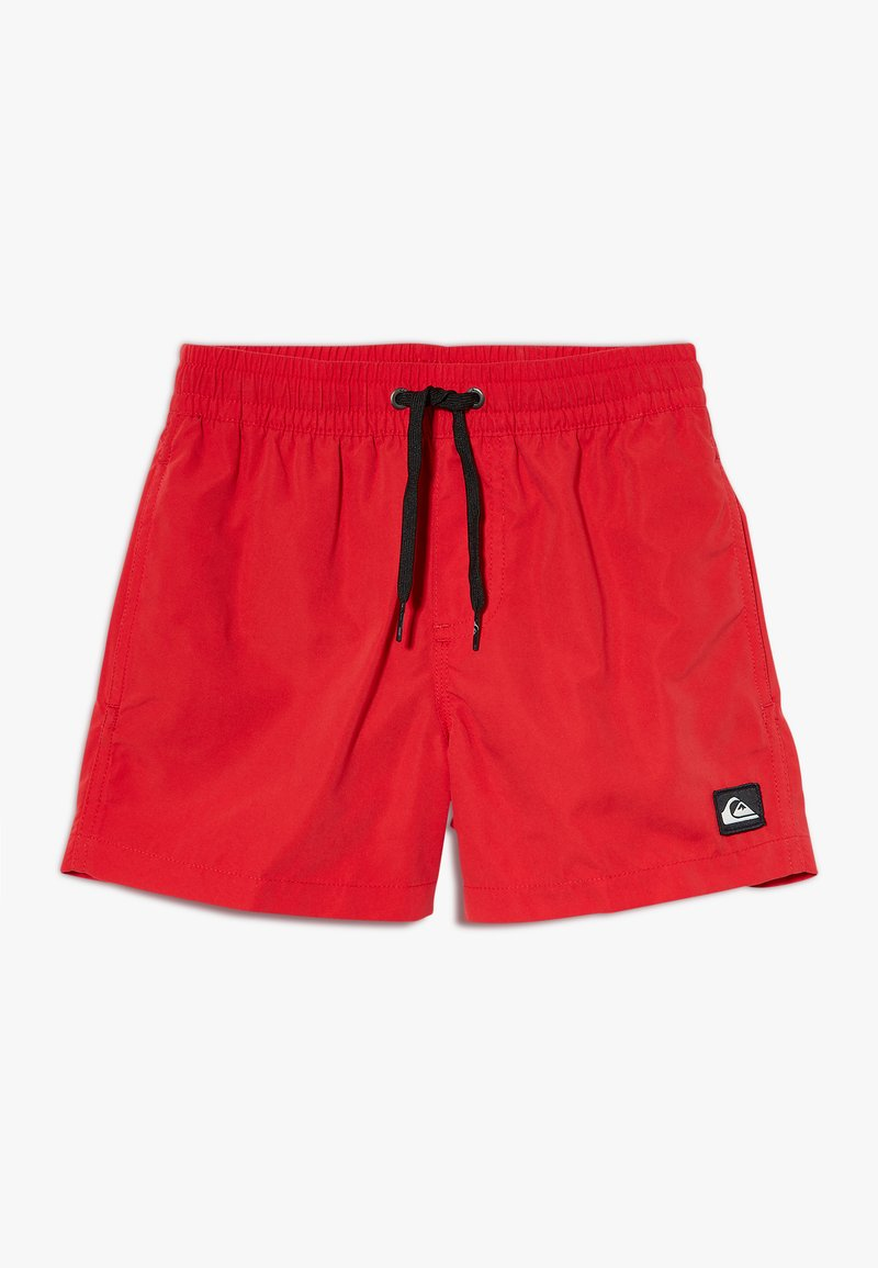 Quiksilver - EVERYDAY VOLLEY YOUTH - Plavky - fiery coral