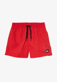 Quiksilver - EVERYDAY VOLLEY YOUTH - Plavky - fiery coral - 3