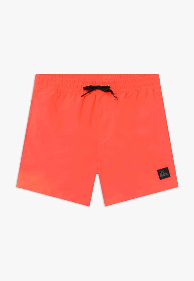 EVERYDAY VOLLEY YOUTH - Swimming shorts - orange