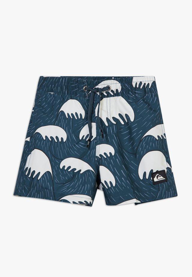 JAWS VOLLEY BOY - Swimming shorts - majolica blue