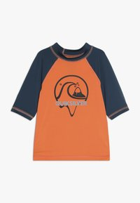 Quiksilver - BUBBLE DREAM BOY - Surfshirt - nectarine - 0