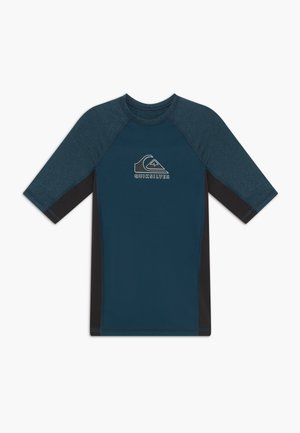 BACKWASH YOUTH - Surfshirt - majolica blue