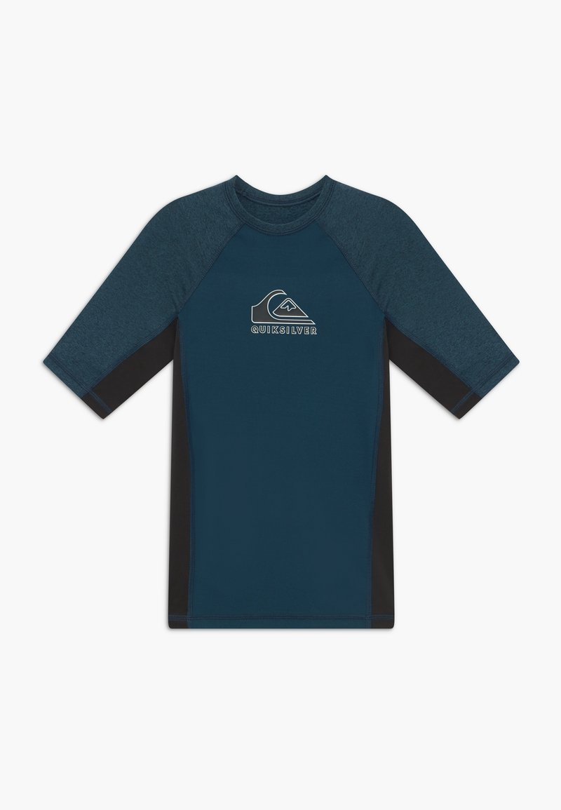 Quiksilver - BACKWASH YOUTH - Surfshirt - majolica blue