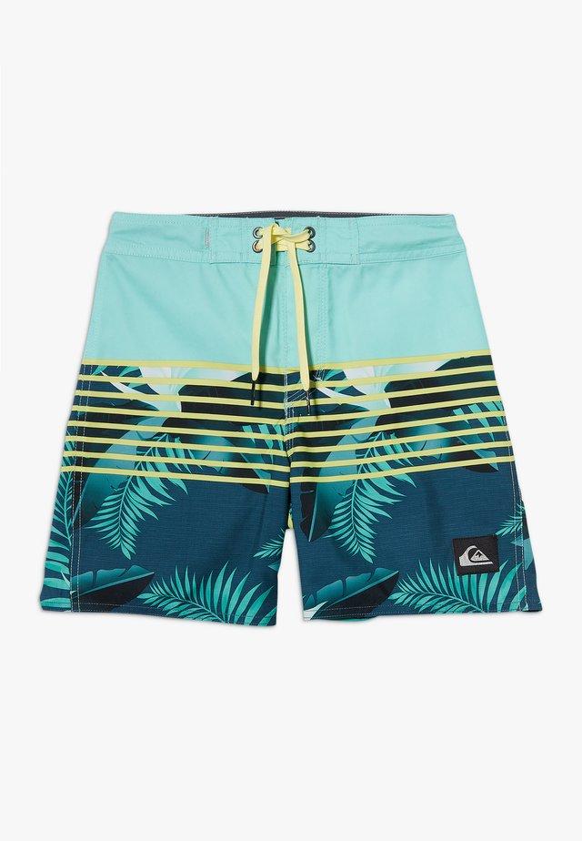 EVERYDAY LIGHTNING - Swimming shorts - majolica blue