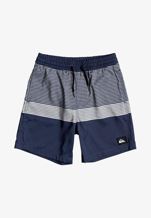 """QUIKSILVER™ TIJUANA 15"""" - SCHWIMMSHORTS FÜR JUNGEN 8-16 EQBJV032 - Swimming shorts - navy blazer"""