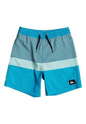 "QUIKSILVER™ TIJUANA 15"" - SCHWIMMSHORTS FÜR JUNGEN 8-16 EQBJV032 - Swimming shorts - caribbean sea"