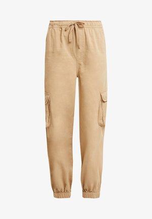 BAGGY RAFF TROUSER - Pantalones - ecru