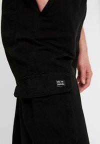 BDG Urban Outfitters - BAGGY RAFF TROUSER - Bukse - black - 6