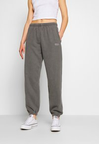 BDG Urban Outfitters - Tracksuit bottoms - charcoal - 0
