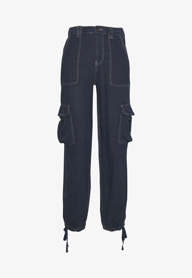 BDG Urban Outfitters - SKATE PANT - Bukse - navy
