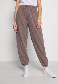BDG Urban Outfitters - PANT - Joggebukse - chocolate - 0