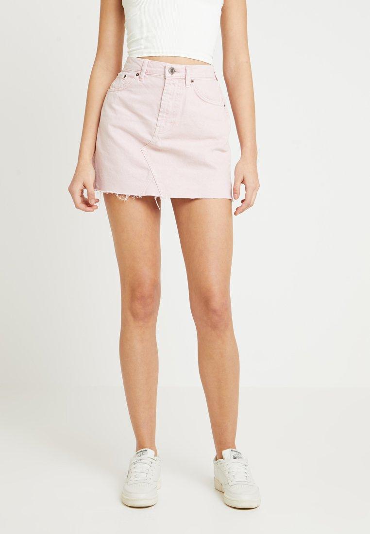 BDG Urban Outfitters - AUSTIN SKIRT - Áčková sukně - candy pink