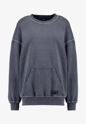 OVERSIZED - Sweatshirt - dark shadow