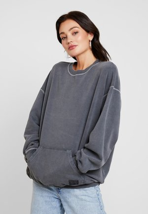 OVERSIZED - Sweater - dark shadow