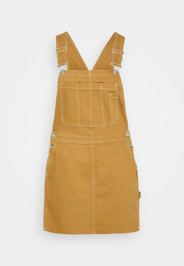 CARPENTER DRESS - Spijkerjurk - sand