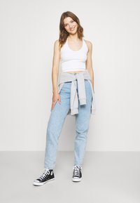 BDG Urban Outfitters - JACKIE HALTER - Top - white - 1