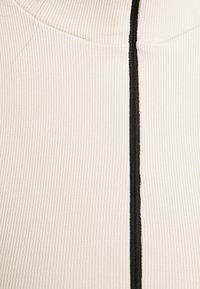 BDG Urban Outfitters - ZIP FUNNEL - Topper langermet - winter stone - 5