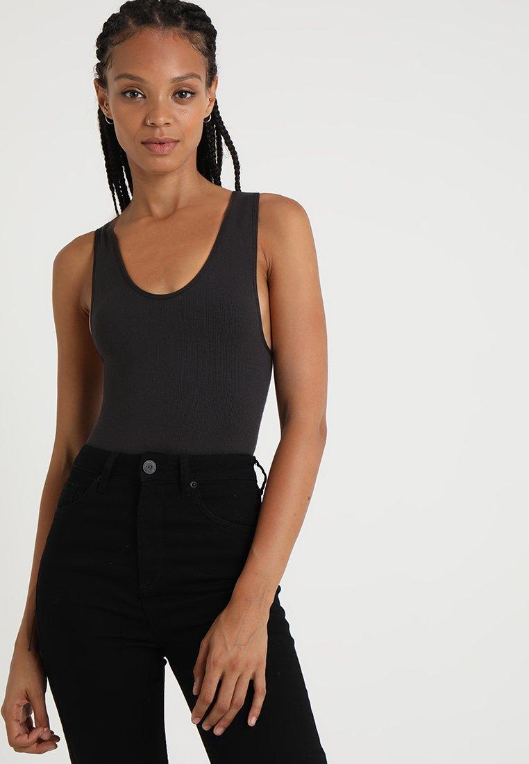 BDG Urban Outfitters - MARKIE BODY - Toppi - black