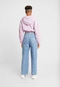 BDG Urban Outfitters - HOODED CROP - Veste légère - lilac - 2