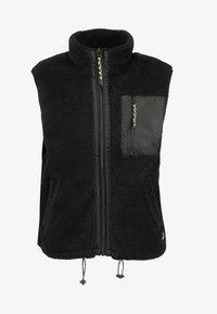 BDG Urban Outfitters - VEST - Waistcoat - black - 4