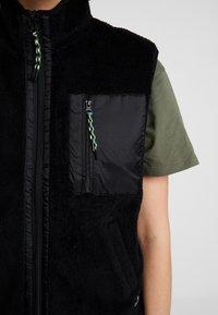 BDG Urban Outfitters - VEST - Waistcoat - black - 5