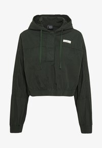 BDG Urban Outfitters - SUPER CROPPED POPLIN JACKET - Summer jacket - khaki - 3