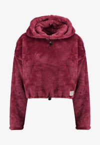 BDG Urban Outfitters - FLUFFY CROP - Sweatshirt - pink - 3