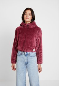 BDG Urban Outfitters - FLUFFY CROP - Sweatshirt - pink - 0