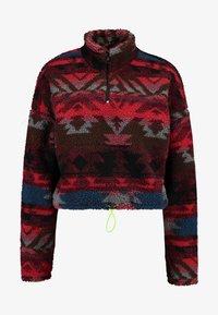 BDG Urban Outfitters - GEO PRINT - Sweatshirt - multi - 5