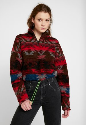 GEO PRINT - Sweater - multi