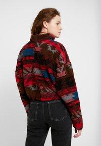 BDG Urban Outfitters - GEO PRINT - Sweatshirt - multi - 2