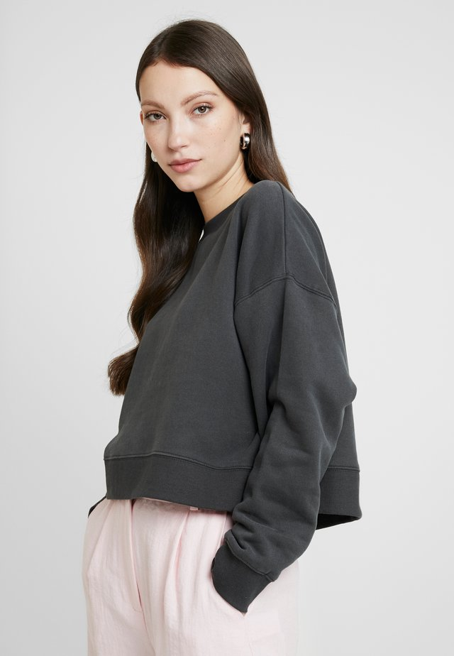 SLOUCHY - Sweatshirts - dark grey
