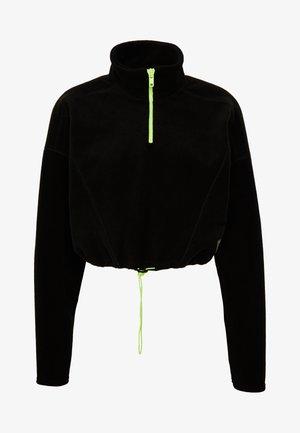 TRACK - Sweatshirt - black combo