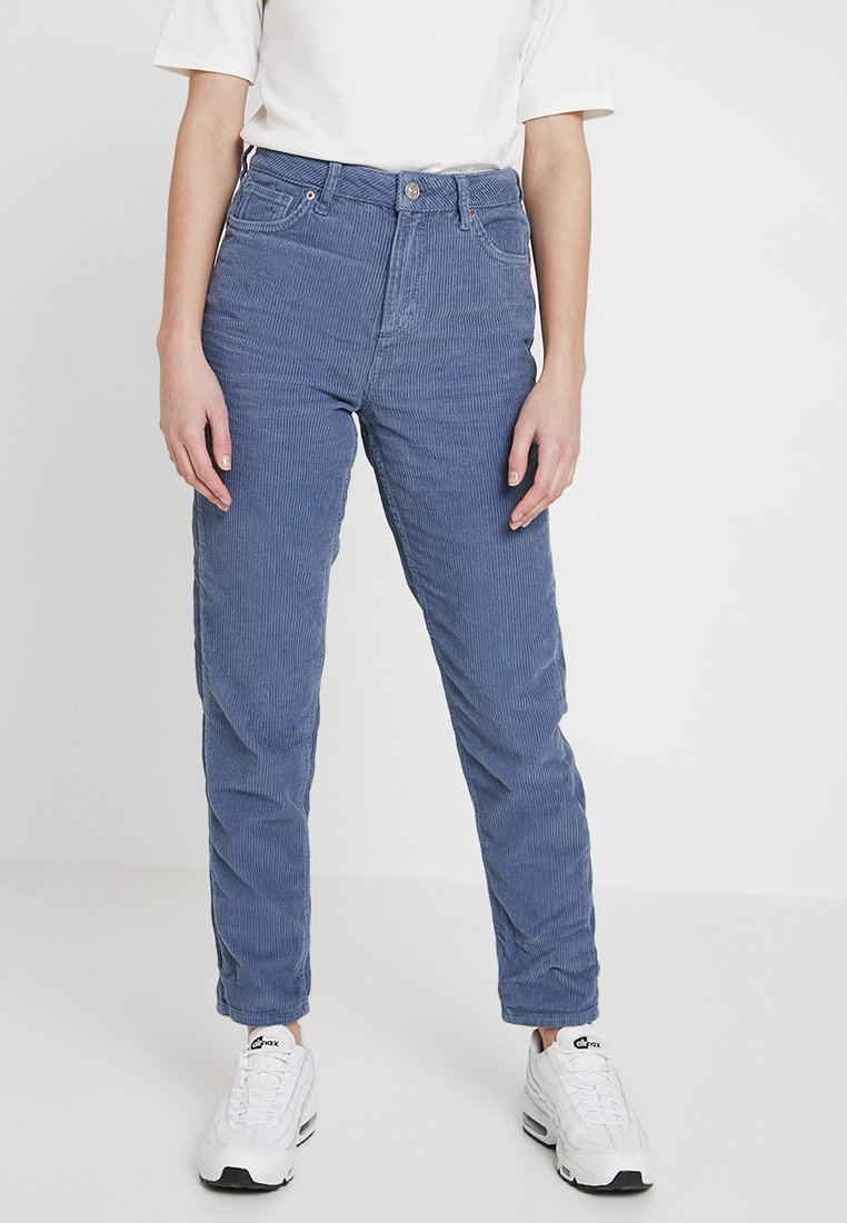 BDG Urban Outfitters - MOM - Stoffhose - blue