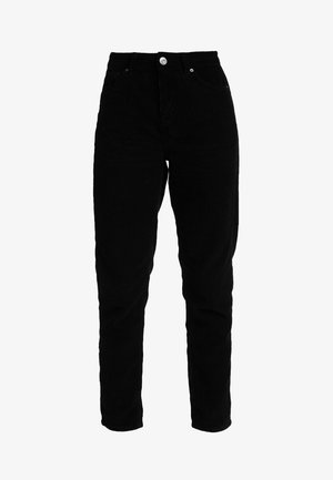 MOM - Kalhoty - black